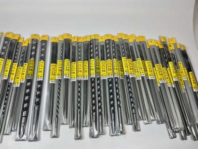 POWER CRAFT Lot of beams and formwork drill bits (NEW)
