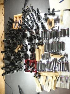 Werkzeug approx. 200 thread / limit plug gauges