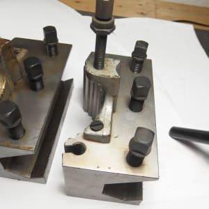 MULTIFIX Werkzeug Quick change boring bar holder with prism