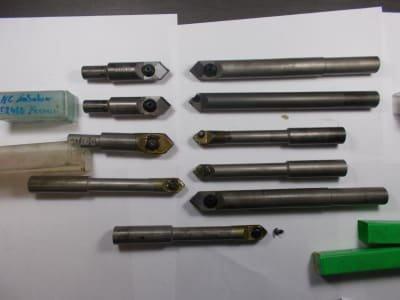 Werkzeug 10 WSP-NC spotting drills + chamfering cutter