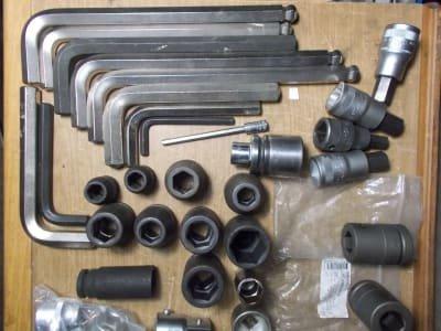 STAHLWILLE Werkzeug 85x various keys and inserts