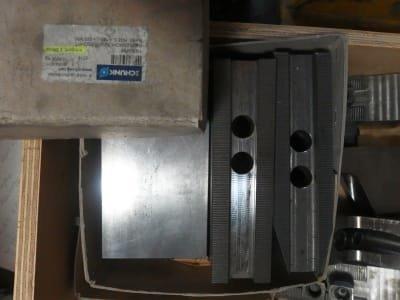 SCHUNK Werkzeug 50+ turning jaws / top jaws u-blanks drilled