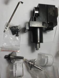 W&F WERKZEUGTECHNIK Werkzeug 1x driven holder + 2x shrink fit chuck
