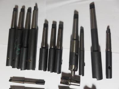 H.BILZ Werkzeug 80 flat countersinks up to D = 60.0 + MK holders