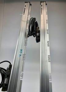 HEIDENHAIN LC 182 / 20 ¿m / 1640 mm 2x linear encoder LC 182/20 µm ML 1640 mm