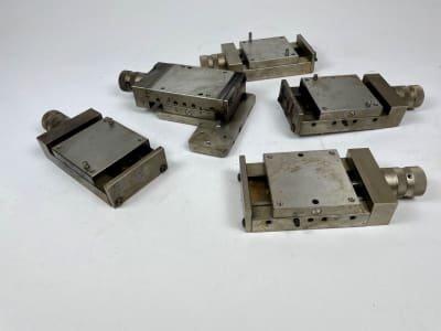 NORELEM 21032-075105 5x dovetail slide guides