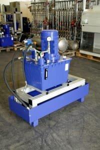 BOSCH REXROTH R901181798 Hydraulic unit hydraulic pump 120 bar