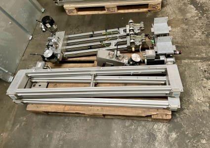STEIN BE 1350 220 Lot of belt modules
