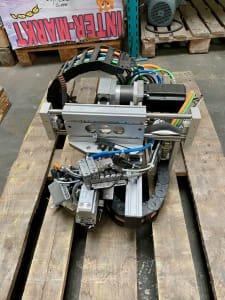 BERGER SER 397/4 L 7S S0C O Linear unit with servo motor