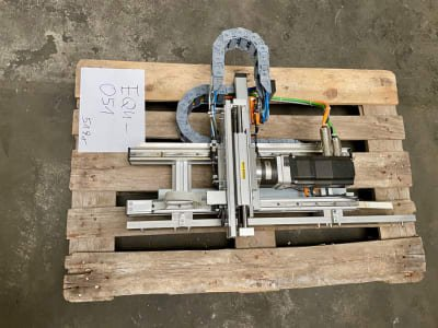 BERGER SER 397/4 L 7S S0C O Linear unit with servo motor