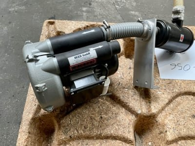 LEISTER G63A2 Side channel blower