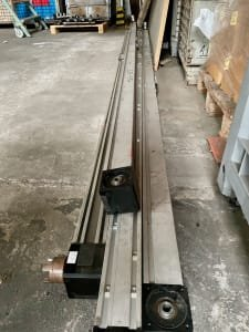 RK ROSE + KRIEGER TEA8080EI4000 4x linear actuator 4000 mm