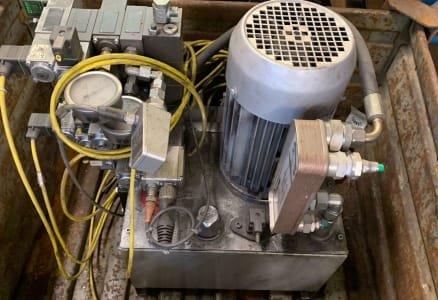 WANDFLUH AG CHN10-4DATU-V3,5/H1,5-BDIUw Hydraulic unit hydraulic pump 210 bar