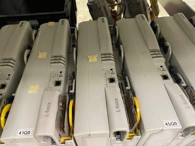 LENZE L-force 9400 / E94ASHE0174 7x servo drives 9400 HighLine servo inverters
