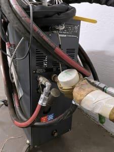REGLOPLAS 150Smart/6/TP20/1 K/RT61 Temperature control unit for oil up to 150 ° C
