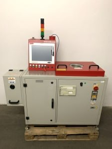 CENTROTHERM VLO 20-N2-HCOOH Vacuum soldering furnace with lamp heating nitrogen 10kW