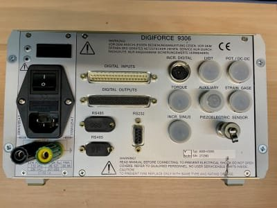 BURSTER 9306-V0000 DIGIFORCE Press-in / joining monitoring