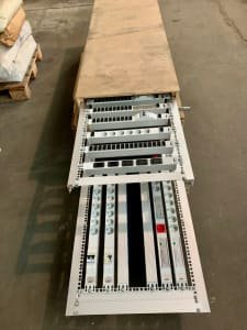 APSA Lot of socket strips for control cabinets