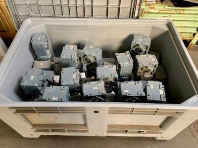 SEW EURODRIVE WA30 DT71D4/MM03/BW1 MOVIMOT geared motor