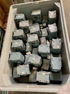 SEW EURODRIVE WA30 DT71D4/MM03/BW1 15x SEW MOVIMOT geared motors