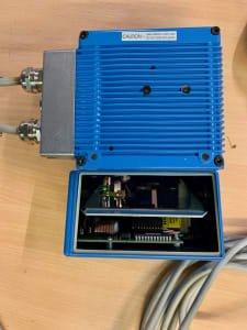 SICK CLV490-3010 2 SICK laser scanners