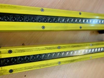 WENGLOR SSG/ SEG 410 V1 Safety light grid / light barrier 410 mm