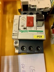 SCHNEIDER ELECTRIC GV 2 ME06 14x GV2 ME06 motor protection switch