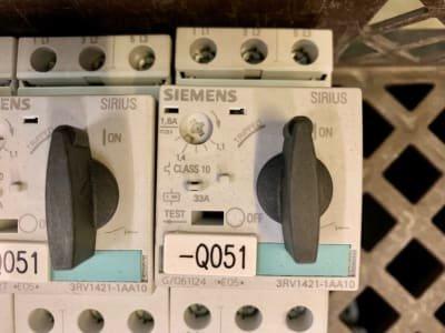 SIEMENS SIRIUS Lot SIEMENS motor protection switch
