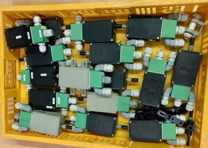 AEG ARE i2-9X/PFB Industrial reader decoding communication unit