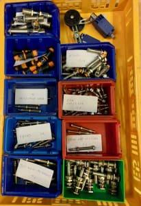 PEPPERL+FUCHS Lot of inductive sensors