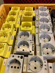 Electronic components mechanical engineering