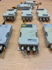 BALLUFF BIS C-6002-019-650-03-KL2 8x industrial RFID evaluation unit