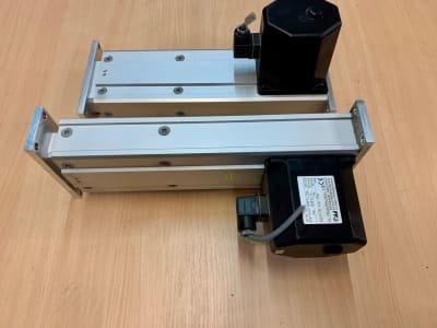 PHOENIX MECANO LBC12 2x electr. Lifting column 200 mm