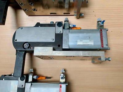 DESTACO 82E50-101C0000 5x POWER CLAMP automation power clamps