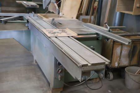ALTENDORF F 90 Sliding table saw