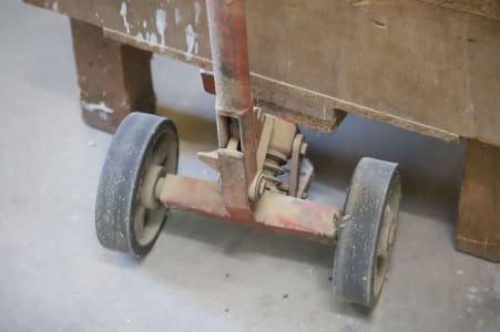 Drawbar trolley