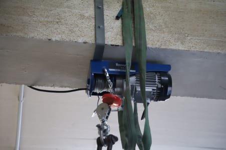 HERKULES Electric chain hoist