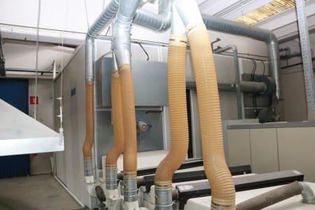 MAURI MACCHINE FVC-25 Drying Oven System
