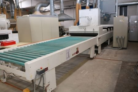 TOMANIN FRN/4 UV Dryer