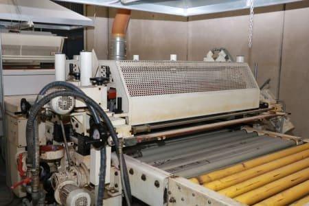TOMANIN RFT Reverse Spreading Machine
