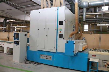 COSTA S4 TR LFT TT 1350 Calibrating machine