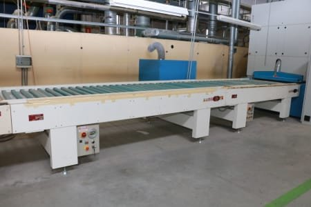 TOMANIN TR+TR Lot of driven roller conveyors
