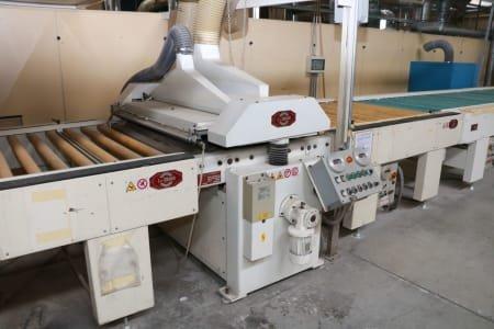 TOMANIN SPFT-1-V Brushing Machine