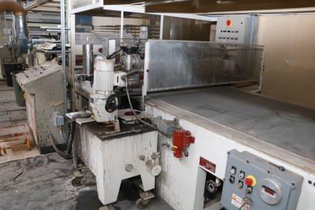 TOMANIN VFTE-1T-2N Roller Coating Machine