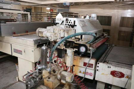 TOMANIN TFT/3/SP Spreading Machine