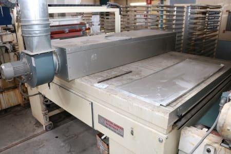VENTILAZIONE ITALIANA TRF-1 UV Dryer