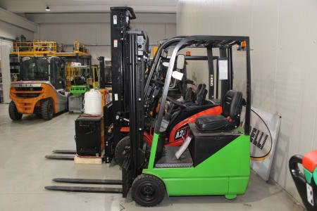 PIERALISI TR 1000 AC Electric Front Forklift