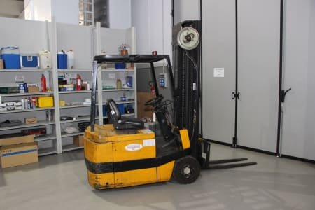 JUNGHEINRICH EFG D 1.5 G Electric Forklift