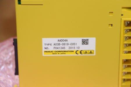 FANUC A03B-0819-C051 Module