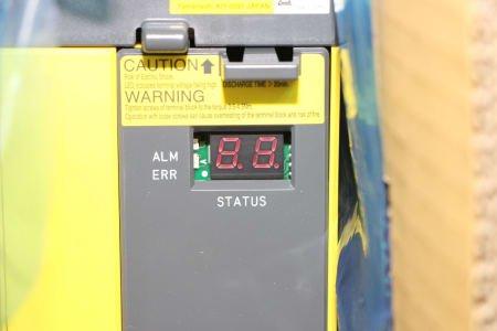 FANUC A06B-6151-H011#H580 Servo Amplifier Unit